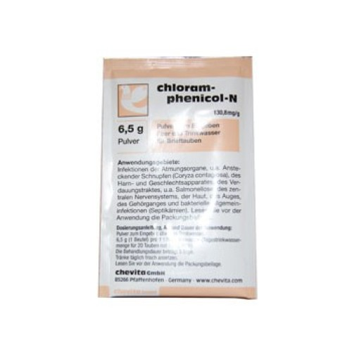 Chloramphenicol for Veterinary Use