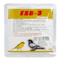 ESB-3 POWDER - coccidiosis and paratyphoid - birds - pigeons
