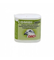 Combi - 3 in 1 - 50 tablets - individual treatment - by DAC