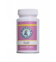 EcoliS 100 Tablets - E. coli infections - by Pigeon Vitality