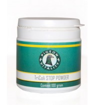 Tricoli-STOP Powder 100gr - Canker and E-coli - by Pigeon Vitality