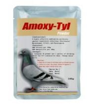 Amoxy-Tyl 100gr - mycoplasma, e-coli - Treatment