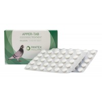 APPER-TAB 60 tablets - coccidiosis - Diclazuril - by Pantex