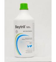 Baytril 10% - 200ml - by Bayer