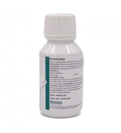 BronchoPlus 100ml - mucus - respiratory tract - by Pigeon Vitality
