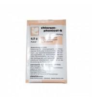 Chloramphenicol-N - 6 Sachets - bacterial infec. - by Chevita