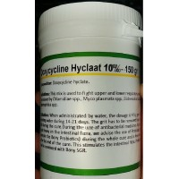 Doxycycline Hyclaat 10% 150g - bacterial infections - Treatment