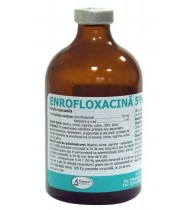 Enrofloxacina 5% Inject by Gufarma