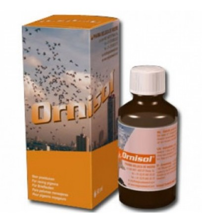 Ornisol 50 ml - Ornithosis - by Belgica de Weerd