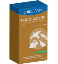 Tricobacter 100gr - trichomoniasis and coccidiosis - by Zoopan