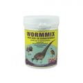 Wormmix 100g - Hair and Roundworm in Birds - by DAC