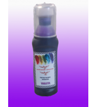 Sporting pigeons Paint - Violet