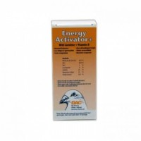 Energy activator 100 ml - Carnitine + Vitamin B Complex - by DAC