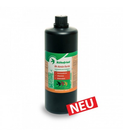Bt-Amin forte 1 Liter - Recovery - by Rohnfried
