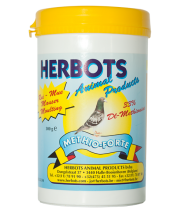 Methio Forte 300 gr - moulting - by Herbots