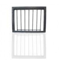 "Cage Accessories - Steel Bob Trap 12""x10"""
