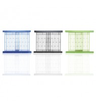 "Cage Accessories - Plastic Nest Box Front 17.75"" x 13"""