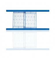 Cage Accessories - Plastic Nest Box Front