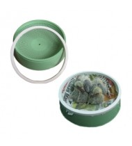 "Pigeon nest - plastic mesh nest bowl 9"""