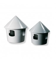 Drinker for pigeons - 1L Plastic Fountain Cone