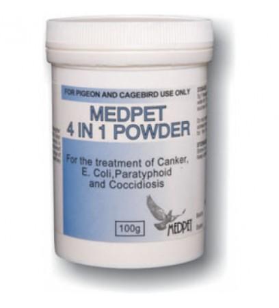 4 in 1 POWDER by Medpet