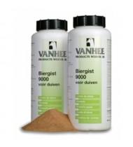 Brewer's yeast powder 9000 (Biergist) - 600gr by Vanhee