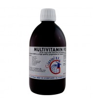 Multivitamin Forte 500ml - medication cycle - stress - by Giantel