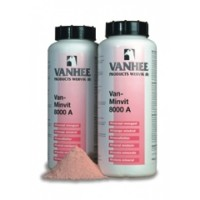 Van-Minvit 8000A 1 kg by Vanhee (minerals + vitamins)
