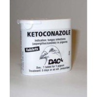 Ketoconazole tablets - Fungal Infections - by DAC