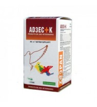AD3EC K + 100 ml - Multivitamins - by Zoopan