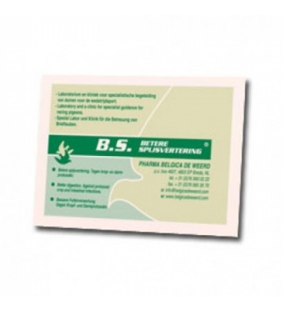 B.S. Better Digestion - 5 sachets - Canker - Coccidiosis - by Belgica de Weerd