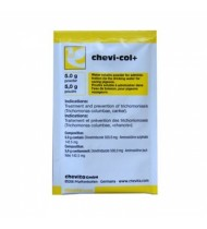 Chevi-Col+ - 6 sachets - Trichomoniasis and Hexamitiasis - by Chevita