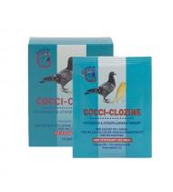 Cocci-clozine - 5 sachets - coccidiosis - by Giantel