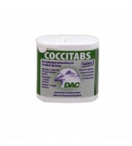 Coccitabs Tablets - coccidiosis - by DAC