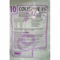 Colistine 1% 50 gr - Bacterial Intestinal Infections - by DAC