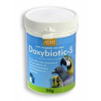 Doxybiotic-S - bacterial infections - by MedPet