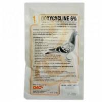 Doxycycline 6% - Ornithosis - Mycoplasmosis - by DAC