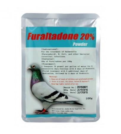 Furaltadone 20% - 100g Powder
