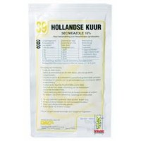 Hollandaise Kuur - Canker - by DAC