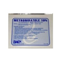 Metronidazole 10% sachet - Canker - by DAC
