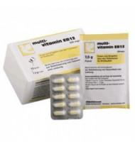 Multivitamin EB12 box 12 sachets by Chevita