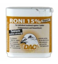 Export Roni 15% - 50 Tablets (Roni extra strong) - Trichomoniasis - by DAC