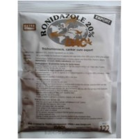 Ronidazole 20% - Canker - by DAC