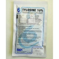 Tylosine 10% - Gastroin. and Respiratory Infections - by DAC
