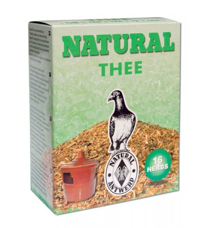 Thee Tea 300g - Recovery - by Natural
