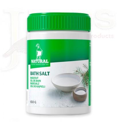 Bath Salt - Badzout - 650gr by Natural