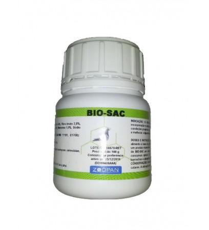 Bio-Sac 100gr - probiotic - by Zoopan
