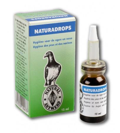 Naturadrops 15 ml - respiratory bacterial - by Natural